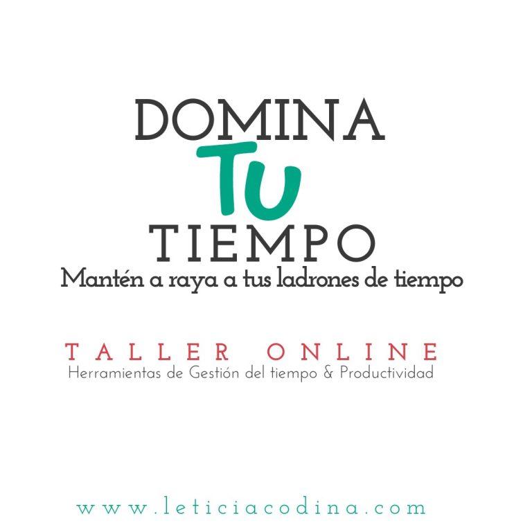 Domina-tu-tiempo-Leticia-Codina-Coaching-Liderazgo